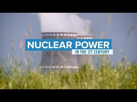 Nuclear Power in the 21st Century - IAEA