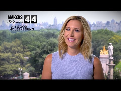 Poppy Harlow, Broadcast Journalist, CNN | MAKERS Minute