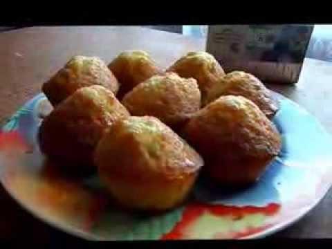 вкусные, нежные лимонные кексы для мужа!!!!