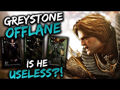 Paragon Greystone Gameplay – TERRA'S LOVER AIN'T NOTHING