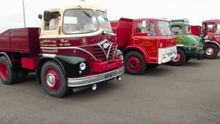 Vintage Trucks on the Isle of Man