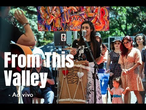 From this valley - AO VIVO