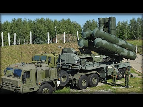 ESCALATION: RUSSIA DEPLOYS WORLD'S DEADLIEST MISSILE SYSTEM TO CRIMEA BORDER