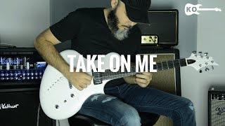 A-Ha - Take On Me - Metal Guitar Cover by Kfir Ochaion видео