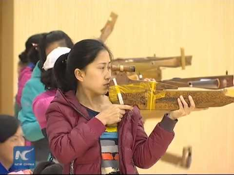 Play the world's oldest projectile weapon at crossbow tournament