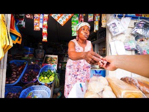 Living In Ghana - ACCRA HOUSE TOUR + Neighborhood | $70 Per Night In Ghana, West Africa!
