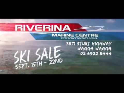 Riverina Marine Centre Ski Sale TVC