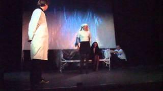 Wariat i zakonnica - wybrane fragmenty spektaklu