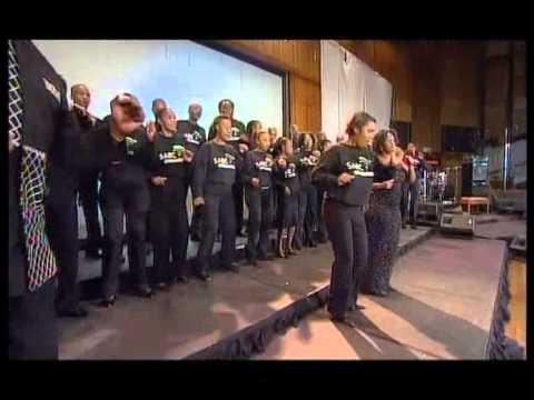 SABC Choir - Jo! We! Kea Morata (SeSotho Wedding Song) (Journey Of The SABC Choir)