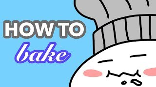 Baking Without an Oven??? (with Luke Tube HD)