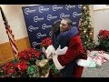 Santa Soldier Surprises Mom On Christmas Eve In New Jersey mp3