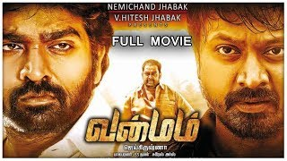 Vanmam Tamil Movie HD | Vijaysethupathi |  Krishna | Superhit Movie