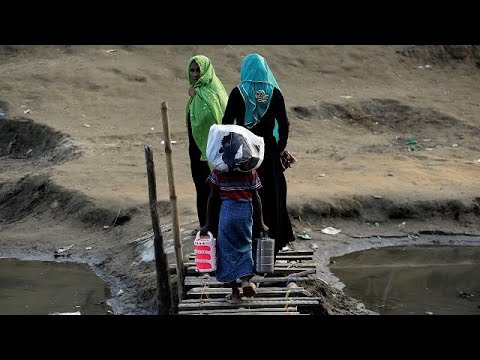 UN reports allegations of sexual violence against Rohingya in Myanmar