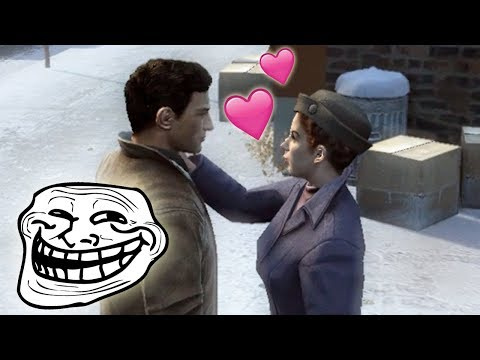 LE ROBE LA ESPOSA!! (secreto) [Mafia II Gameplay]