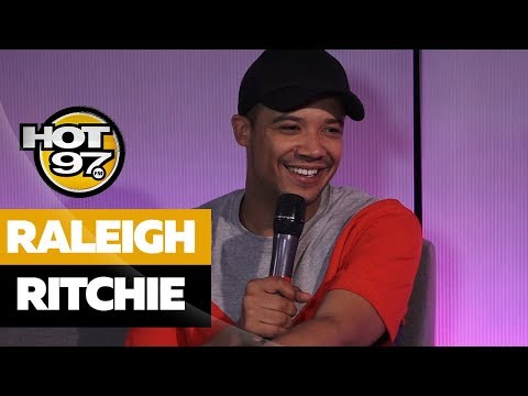 Raleigh Ritchie on His Music, Game of Thrones, Emilia Clarke Rapping Khia + Being on Insecure