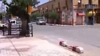 سقوط مروحية في مدينة البويرة