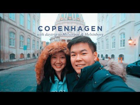 [ Vlog ] Discover the vivid and colourful city - Copenhagen, Denmark