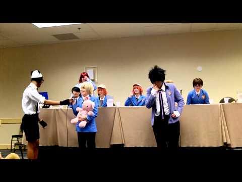 Ouran High School Host Panel: Detour 2014!