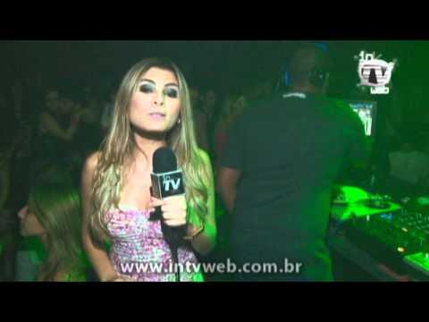 Gabrielle Santiago entrevista DJ Marky, que agita no Club Cabaret - InTV Web HD
