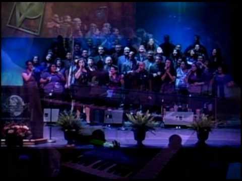 Victory Outreach San Bernardino music from the Nicky Cruz service