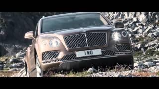 2016 Bentley Bentayga: Chassis