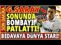 Galatasaray'ın Yeni Transferi İstanbul'da! 2 YILLIK İMZA
