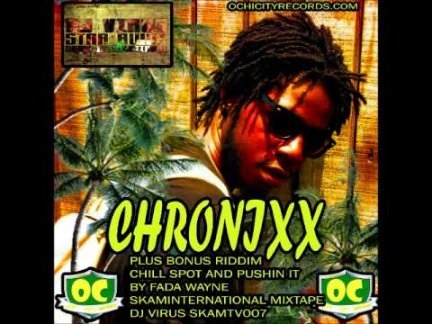CHRONIXX MIXTAPE -DJ VIRUS SKAM INT. SOUND