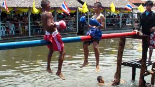 Muay Talay (Sea Boxing)