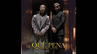 Maluma, J Balvin - Qué Pena