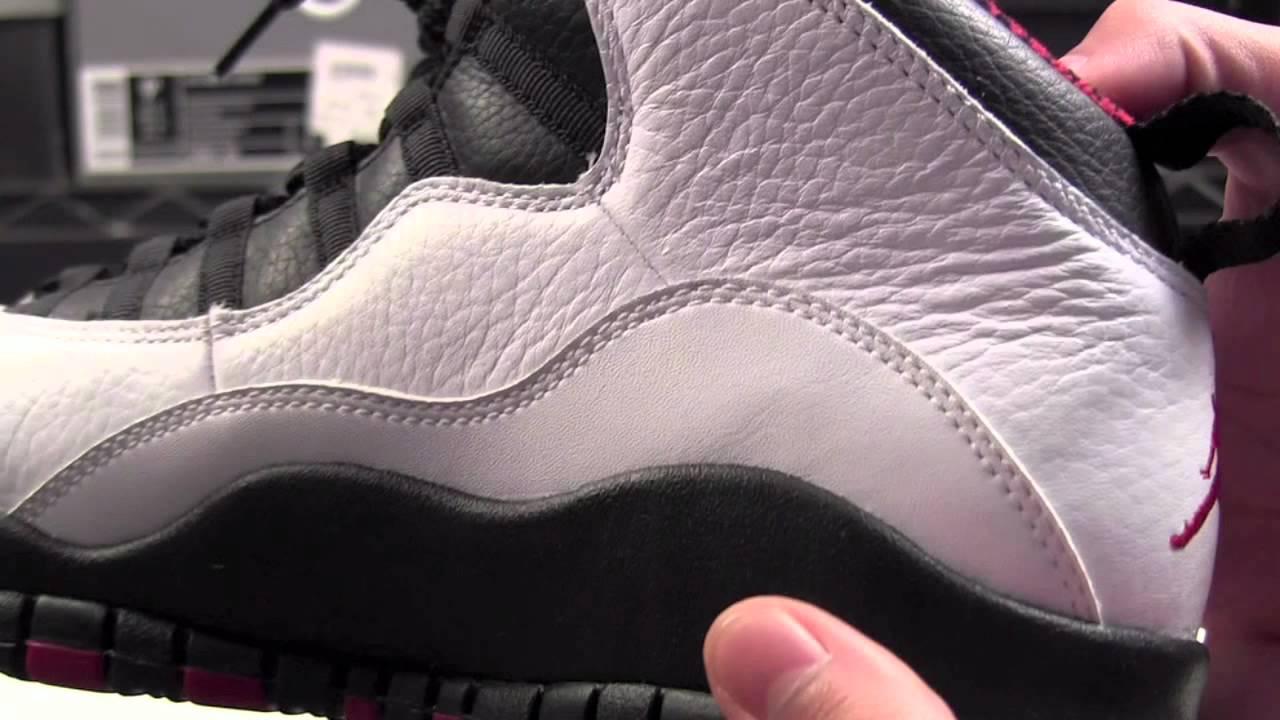 cheap for discount 5ed97 702f6 Air Jordan 10 (X) Chicago 2012