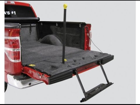 2014 Ford F 150 Tailgate Step How Does It Work Youtube
