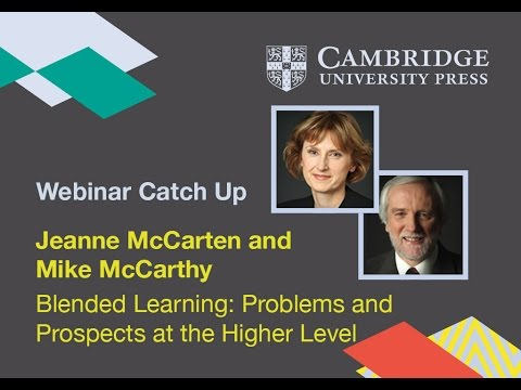 Blended learning: Problems and Prospects at the Higher Level