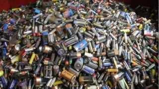Primo impianto in Italia per il ricircolo delle batterie esaurite s...