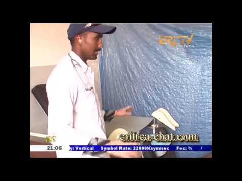 Eritrea TV Zena Solar Energy For Hashishy Health Station In Northern Red Sea