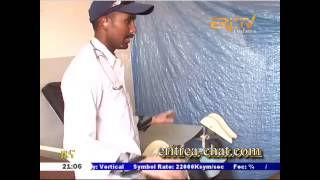Eritrea TV Zena Solar Energy For Hashishy Health Station In Northern Red Sea