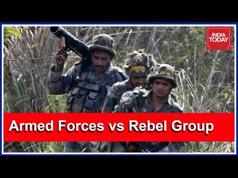 Armed Forces Destroy 3 Camps Of Rebel Naga Group NSCN In Arunachal Pradesh