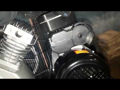 Впечатление о компрессоре ремеза СБ 4/С-100 LB 30 A. Часть 1