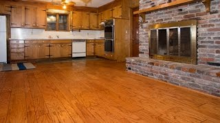 Before & After: A Dated Kitchen Remodel