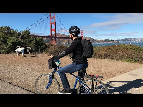San Francisco: activities & attractions that I saw & did!
