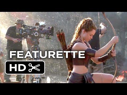 Hercules Featurette  Preparing For Battle 2014  Dwayne Johnson, Irina Shayk Mythology Movie HD