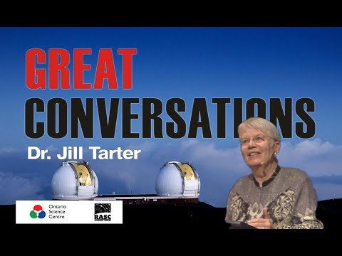 "Dr. Jill Tarter  ""A Cosmic Perspective: Searching for Aliens, Finding Ourselves"""
