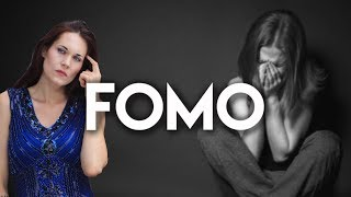 FOMO (Fear of Missing Out and How to Cure It)  Teal Swan