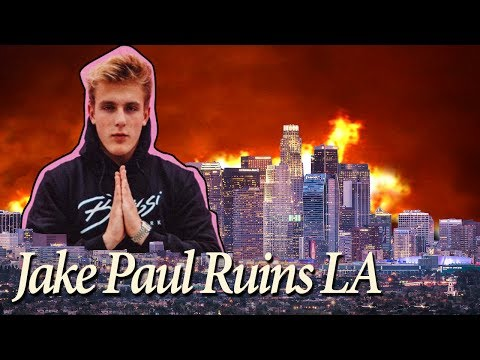 Thumbnail: Jake Paul Ruins Los Angeles