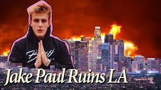 Jake Paul Ruins Los Angeles