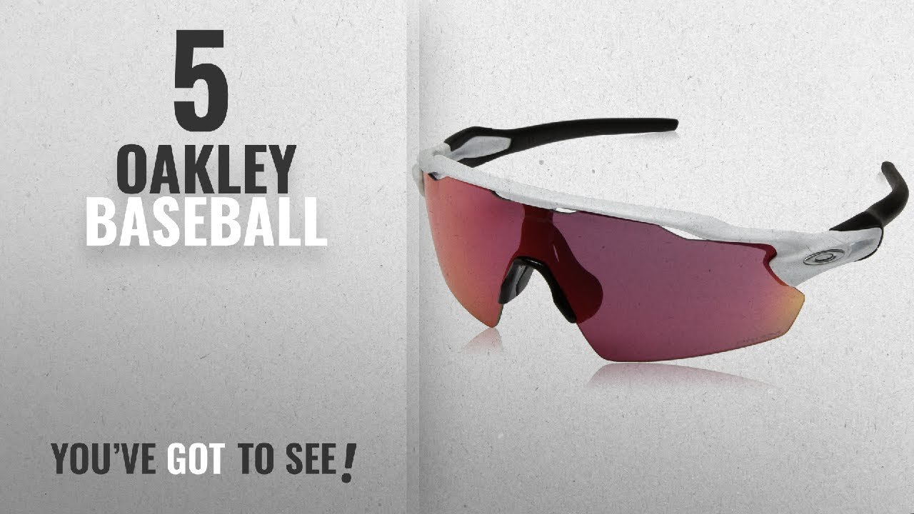 oakley radar ev pitch prizm baseball