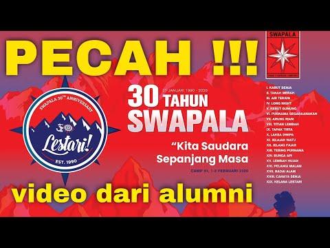 Swapala 30 Tahun Swapala camp 91 temu Alumni sma 3 Bandar Lampung babang Tamvan andika Kangen Band