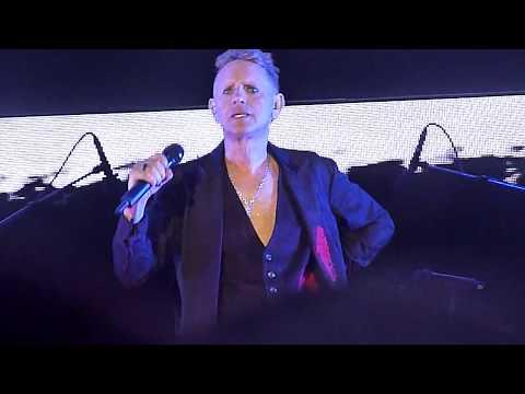 Depeche Mode - Somebody (live in Bratislava)