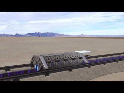 el transporte del futuro supera la primera prueba con exito