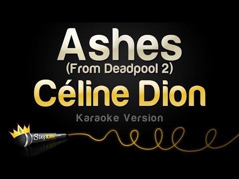 Céline Dion - Ashes (Karaoke Version)