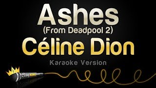 Céline Dion - Ashes (Karaoke Version)